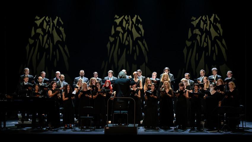 Jubilate Domino | Χριστουγεννιάτικη συναυλία της Χορωδίας δήμου Αθηναίων