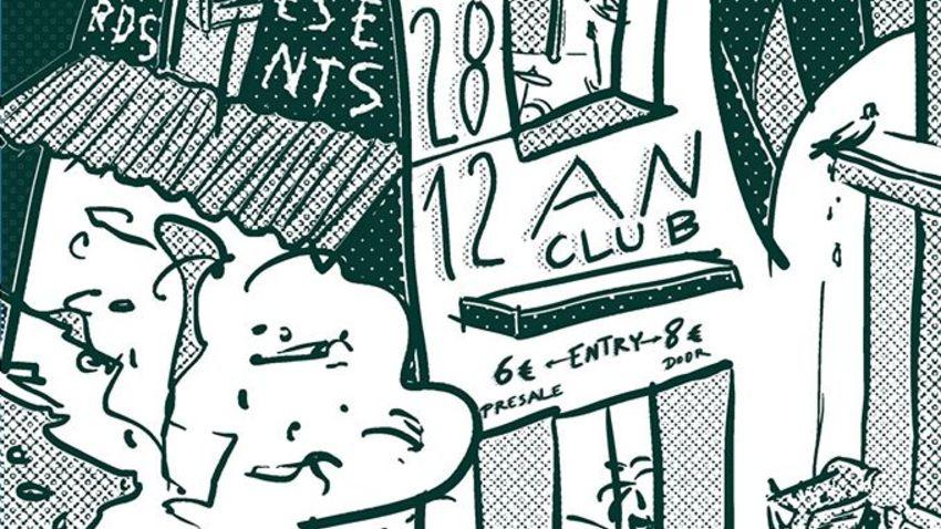 Patari Records presents a Showcase (vol.2)   AN club