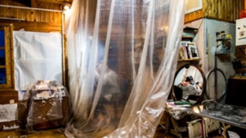 «Στο Ατελιέ» | Ομαδική έκθεση σύγχρονων εικαστικών