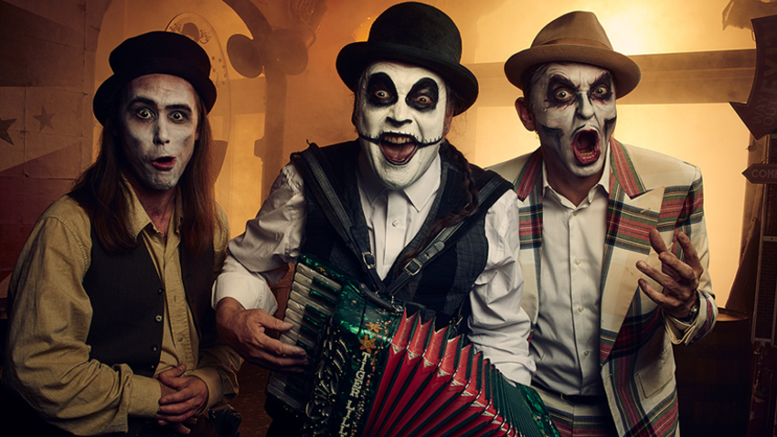 The Tiger Lillies 30th Anniversary Show στην Αθήνα!