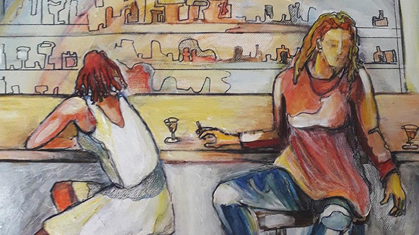 Αλεξάνδρα Γκίνη - Μαρία Τσινιά :: «Ιστορίες Θιάσου»