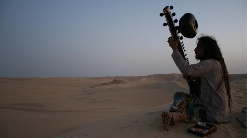 Ινδική Κλασική Μουσική | Sitar & Esraj | Ιάσονας Ψαράκης