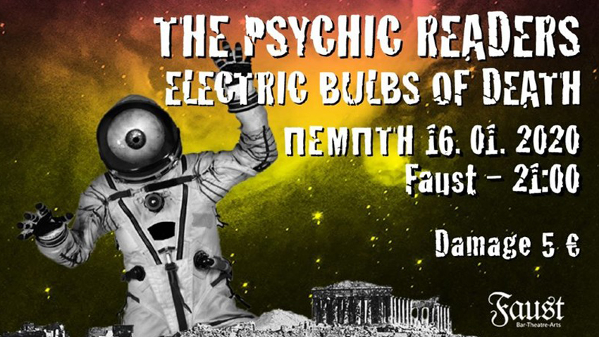 The Psychic Readers & Electric Bulbs of Death