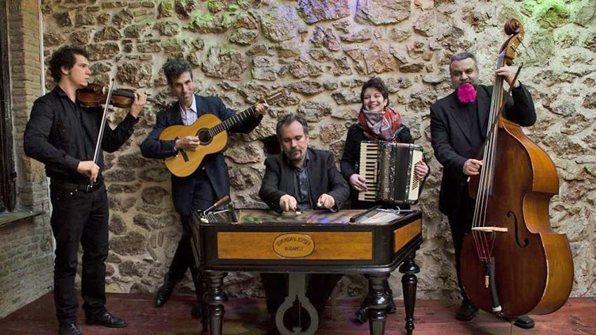 Banda Lovanica | Η Μικρά Ασία συναντά τα Βαλκάνια