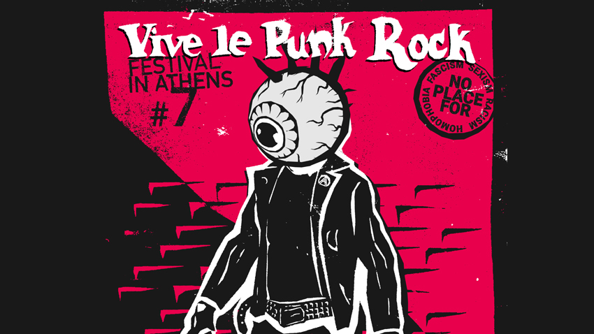 Vive Le Punk Rock - Festival In Athens!
