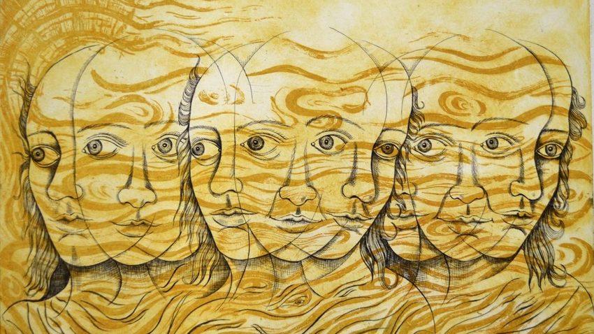 Προσωπεία – Μάσκες: Ομαδική έκθεση στο Etch Ink