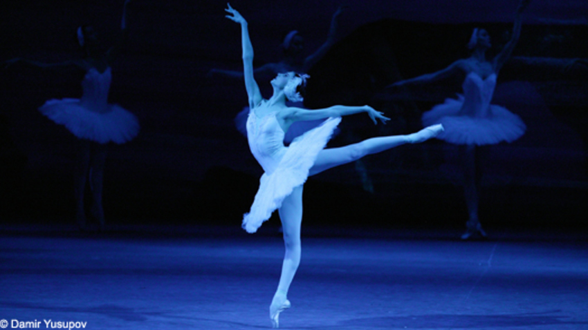 The Bolshoi Ballet Live: Η λίμνη των Κύκνων   Ζωντανή Αναμετάδοση από τη Μόσχα