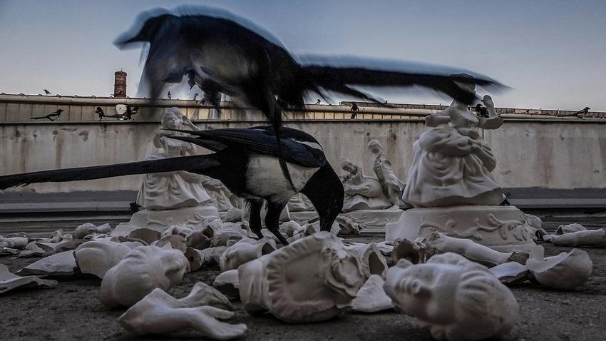 Βίκη Μπέτσου   «Μηχανισμός Διαχωρισμού» στο Ωδείο Αθηνών