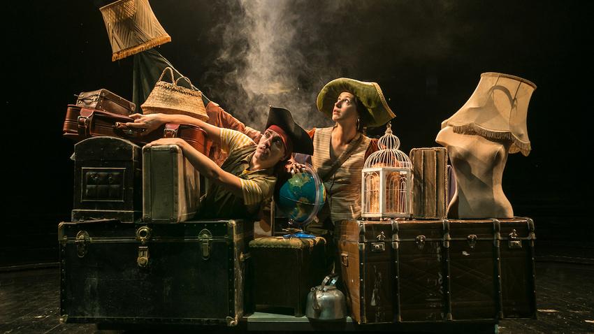 Μαρία Παπαγιάννη και C. for Circus / στη μνήμη του Θάνου Μικρούτσικου - για τα παιδιά στη Μόρια