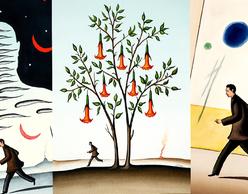 Δημήτρης Γέρος   Ατομική έκθεση ζωγραφικής 1993-2019