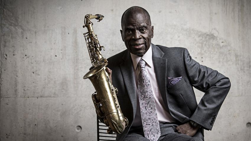 The funk maestro Maceo Parker   Gazarte