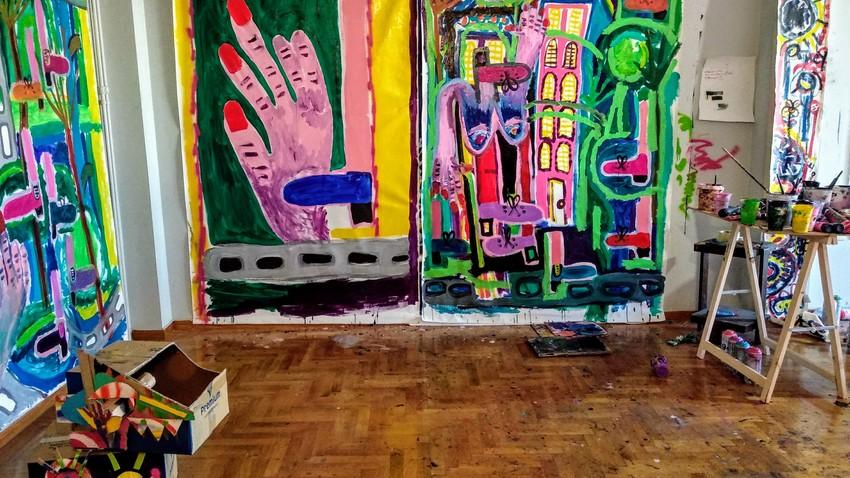 ΑΝΑΒΟΛΗ | TAR PITS | Μαριλία Κολυμπίρη