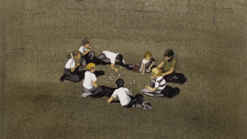 Έκθεση Ζωγραφικής του Θοδωρή Χαριζάκη | Φωνές που σιώπησαν…