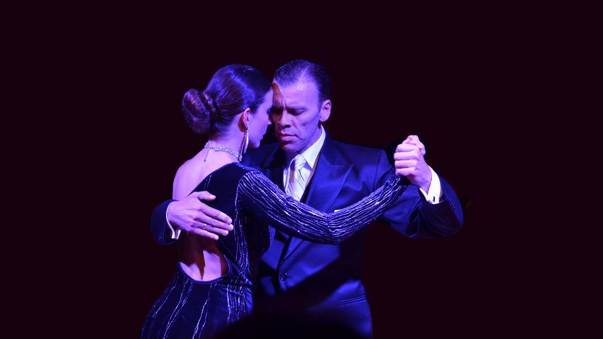 TANGO goes Symphony στο θέατρο Ολύμπια