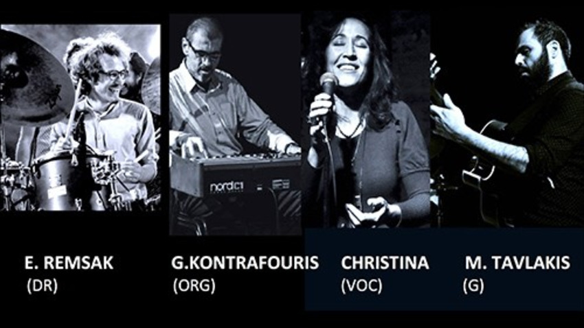Groove Messengers | 4 καταξιωμένοι Έλληνες της τζαζ