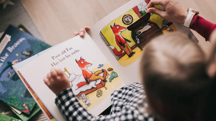 Διάβασέ μου δυνατά!   «Μεγαλόφωνη» ανάγνωση στο Παιδικό Μουσείο
