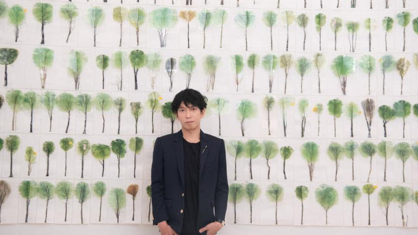 «Αρχιτεκτονική ως αέρας» | Ο Jun'ya Ishigami στο Παλλάς
