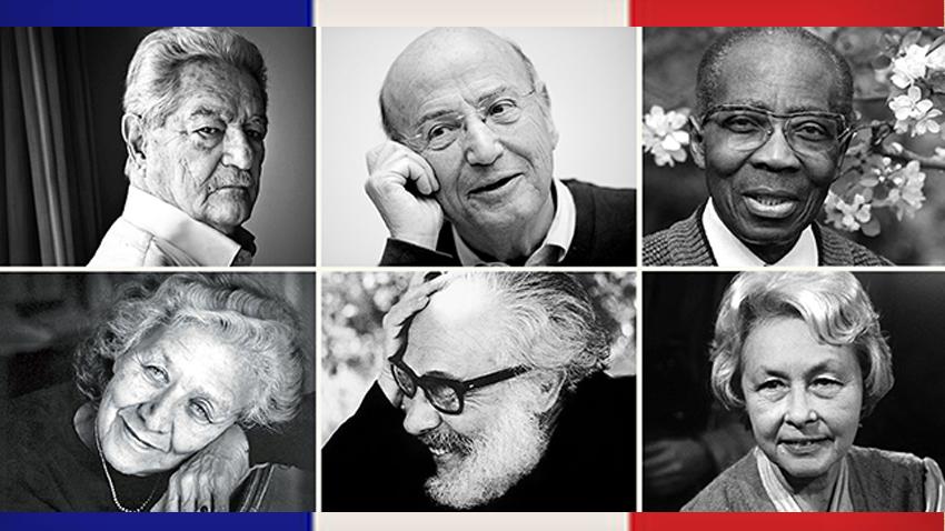 Παρέα με τις Μεγάλες Φωνές του Γαλλικού Ινστιτούτου