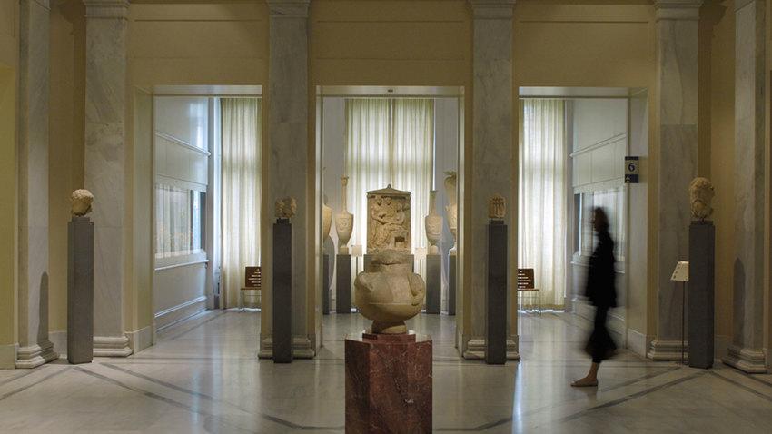 Eικονικές περιηγήσεις στις αίθουσες του Μουσείου Μπενάκη