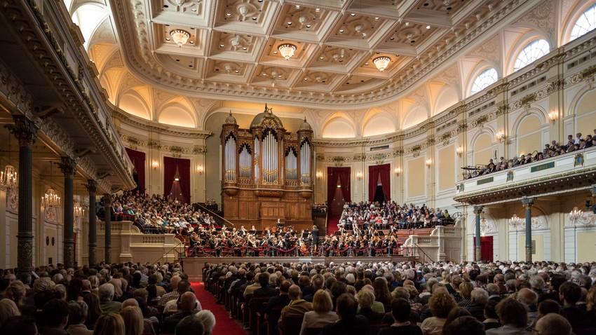 To Μέγαρο Μουσικής στις μεγαλύτερες αίθουσες της Ευρώπης