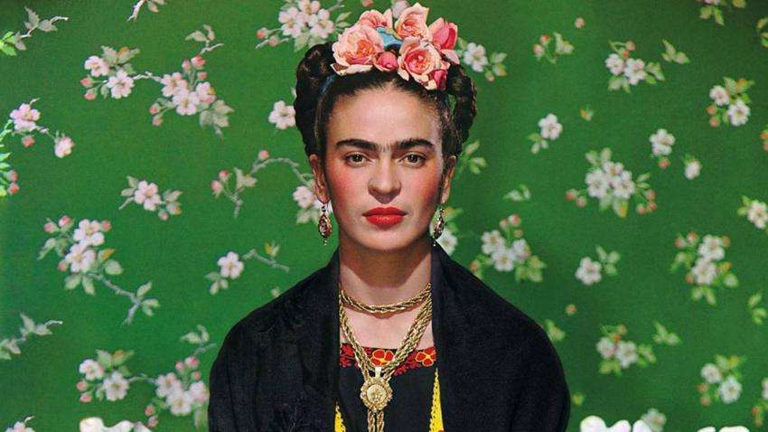 «Faces of Frida» | Διαδραστική έκθεση για τη Frida Kahlo