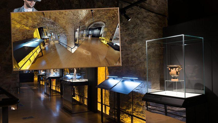 Μια virtual περιήγηση στην έκθεση «Οι αμέτρητες όψεις του Ωραίου»