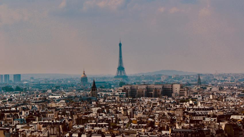 Paris calling | Θέα από τις πιο γνωστές ταράτσες της πόλης του φωτός!
