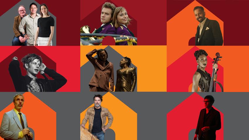 Royal Albert #HOME | Από τους Kaiser Chiefs ως την Imogen Heap και τον Tim Burgess