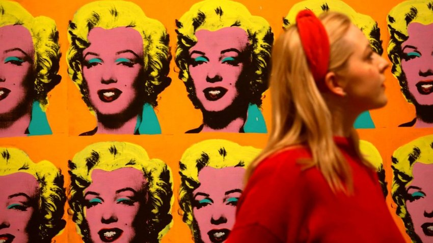 Andy Warhol | Online επίσκεψη στην έκθεση της Tate Modern