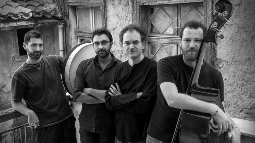 Jazz Chronicles :: Σωκράτης Σινόπουλος Quartet