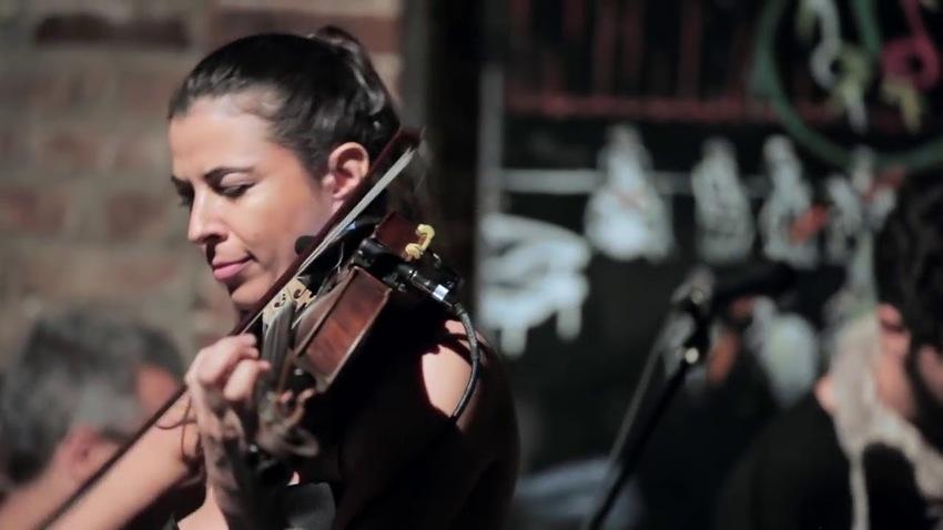 Μαρία Μανουσάκη Quartet feat. Tigran Sargsyan