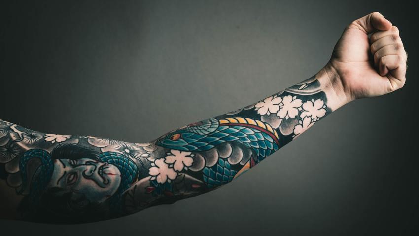 14ο Athens International Tattoo Convention
