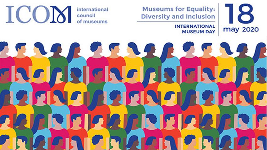 Διεθνής Ημέρα Μουσείων 2020 :: «Βλέποντας με τις αισθήσεις»