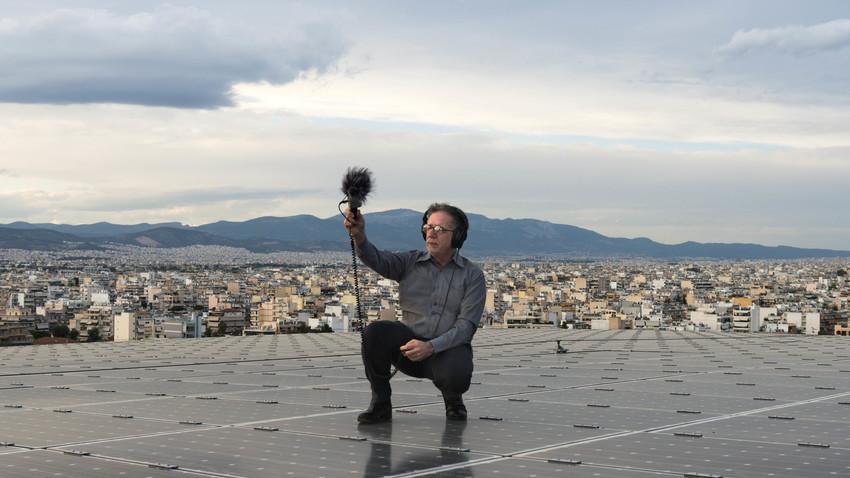 ΜΕΤΕΩΡΗ | Ο Δημήτρης Καμαρωτός στην κορυφή του ΚΠΙΣΝ