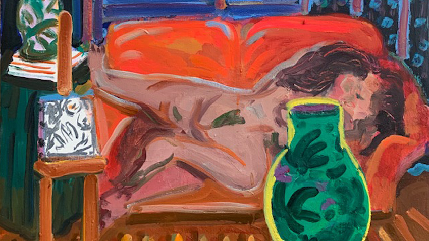 Erotica :: «Εγκώμιο για τον έρωτα» από τη Skoufa Gallery