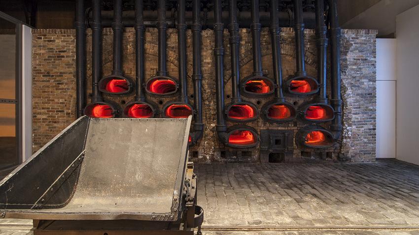 Βιομηχανικό Μουσείο Φωταερίου :: «Ιστορίες αντικειμένων»