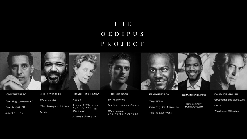 The Oedipus Project από το Theater of War | Summer Nostos Festival