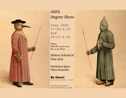 Έκθεση Τελειόφοιτων Ανωτάτης Σχολής Καλών Τεχνών