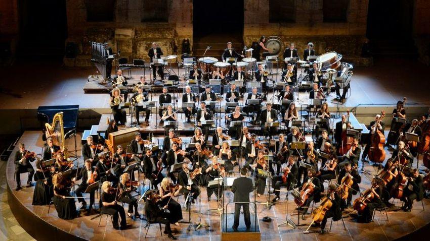 Εθνική Συμφωνική Ορχήστρα της ΕΡΤ :: Γκαλά Μπετόβεν στο Ωδείο Ηρώδου Αττικού
