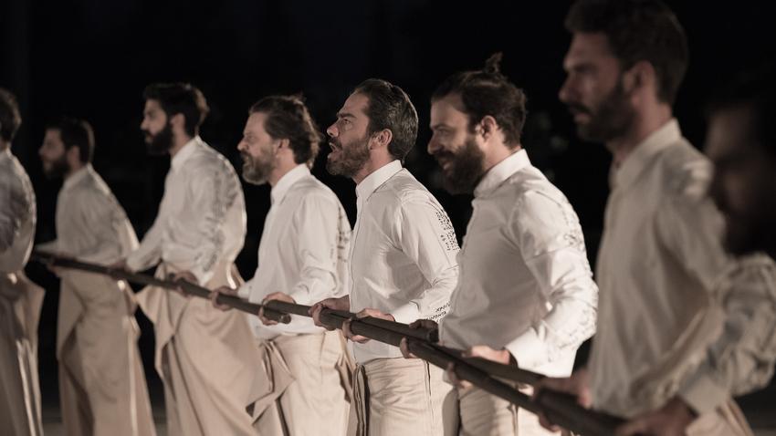 Οι Πέρσες του Αισχύλου | Νέα σειρά παραστάσεων στην Αθήνα