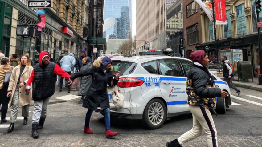 New York Hustle | Φωτογραφίες της Φοίβης Πετρούλια