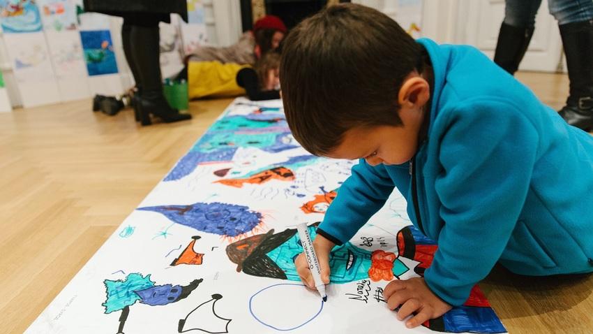 «Φτιάχνοντας τον δικό μας χάρτη» | Summer Camp στο Μουσείο Κυκλαδικής Τέχνης