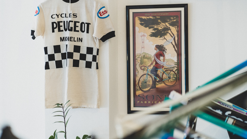 Vinyl, bicycles and tacos | Deadheads meetup