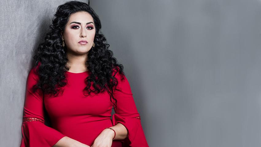 Online ρεσιτάλ λυρικού τραγουδιού της Ανίτα Ρατσβελισβίλι