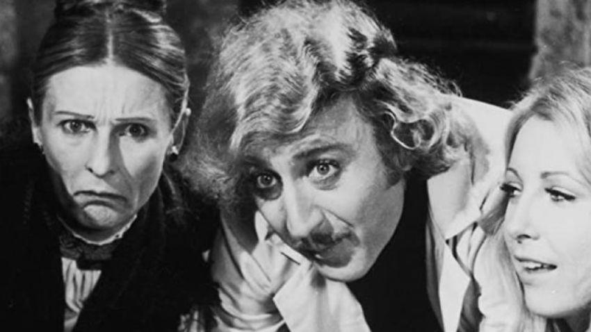 Park Your Cinema: Φρανκενστάιν Τζούνιορ (1974)