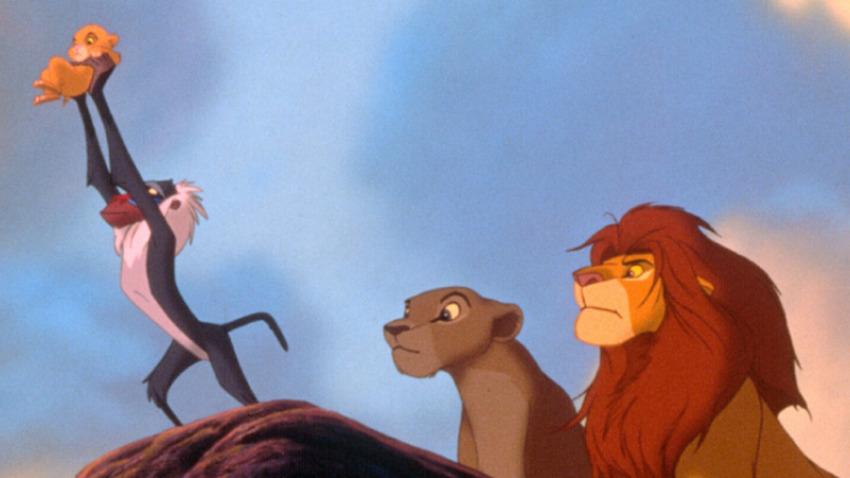 Park Your Cinema kids | Ο Βασιλιάς των Λιονταριών