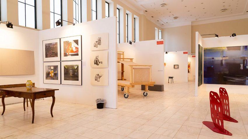 H Art Athina 2020 στο διαδίκτυο