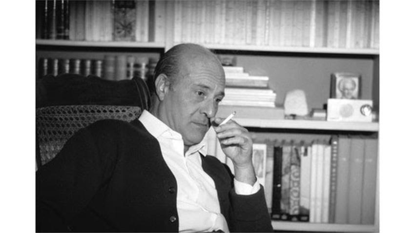Η Ύδρα για τον Mario Vitti. Γραφείο με θέα, φωτογραφίες