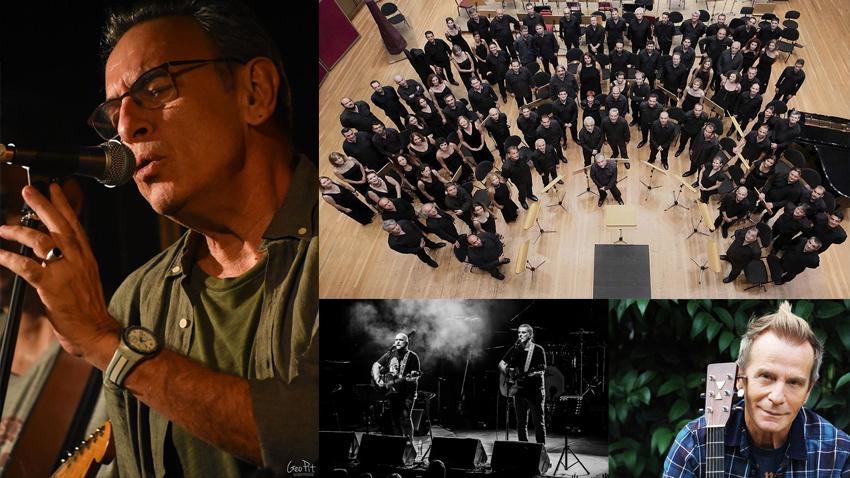 Classic Rock #4 στο Ηρώδειο   Αφιέρωμα στην ελληνική ροκ σκηνή