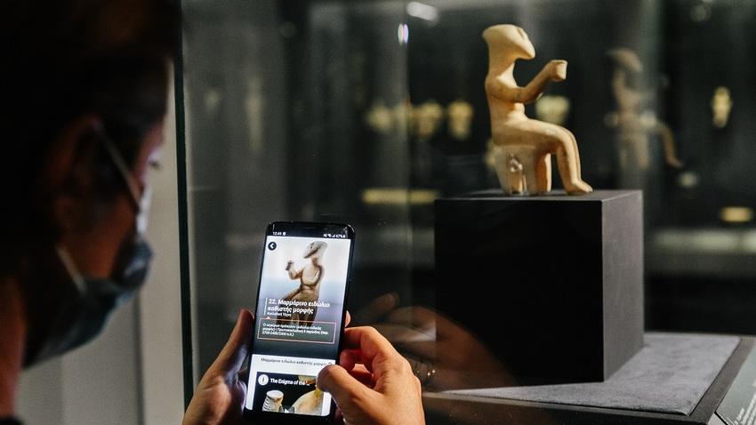 Νέες ψηφιακές ξεναγήσεις από το Μουσείο Κυκλαδικής Τέχνης: